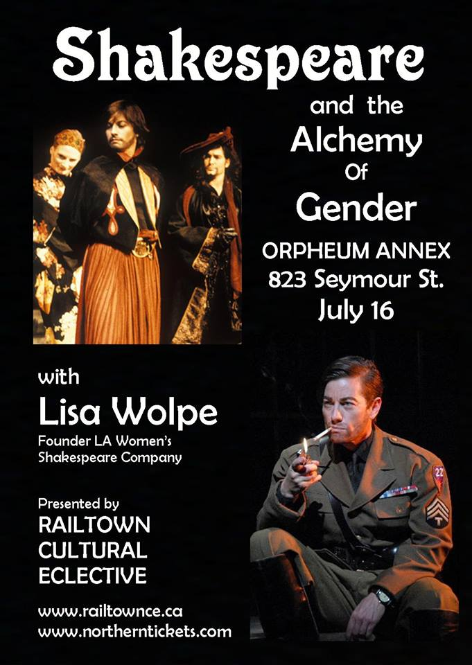 gender in shakespeare